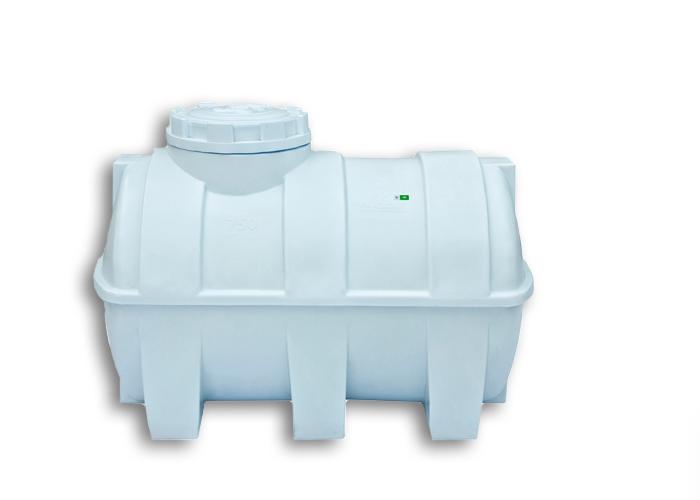 مخزن خوابیده 750 لیتری پلاستونیک